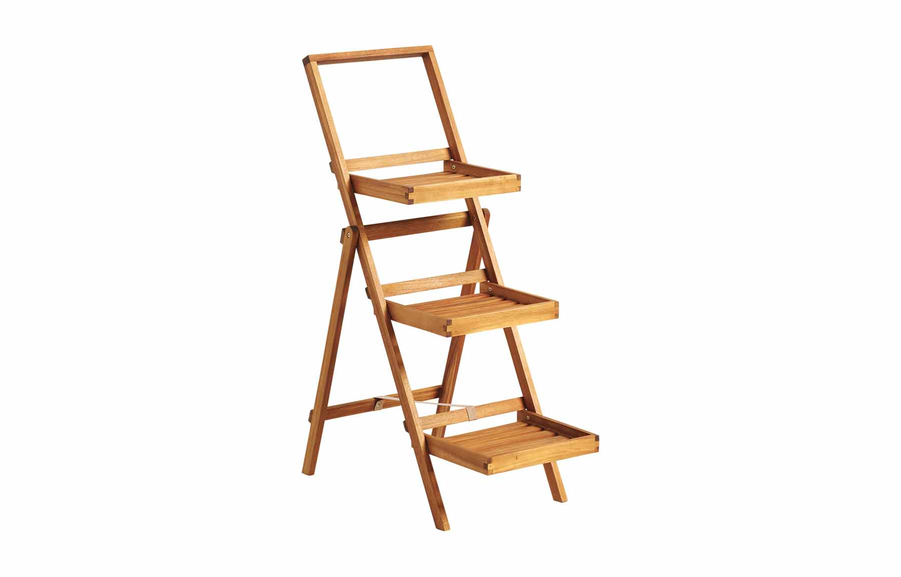 Multilevel Plant Stand