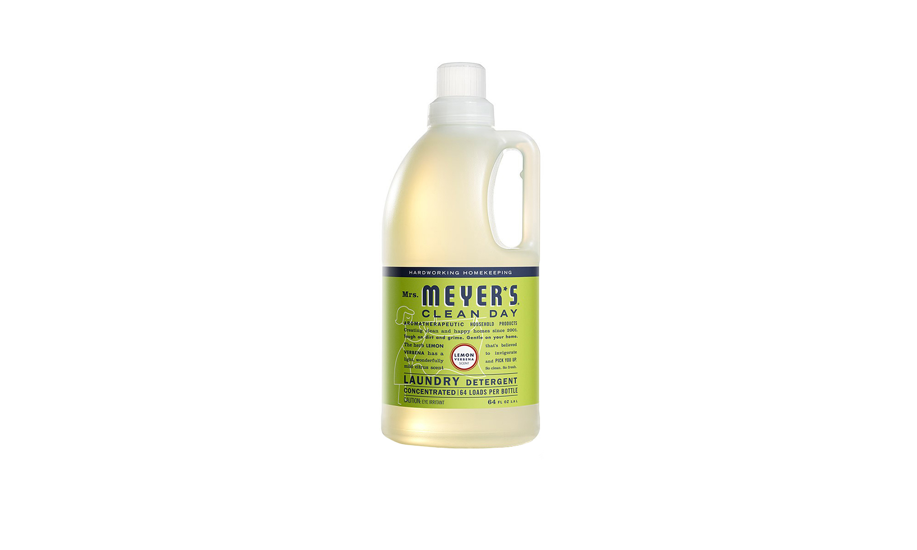 Mrs. Meyer's Lemon Verbena Laundry Detergent
