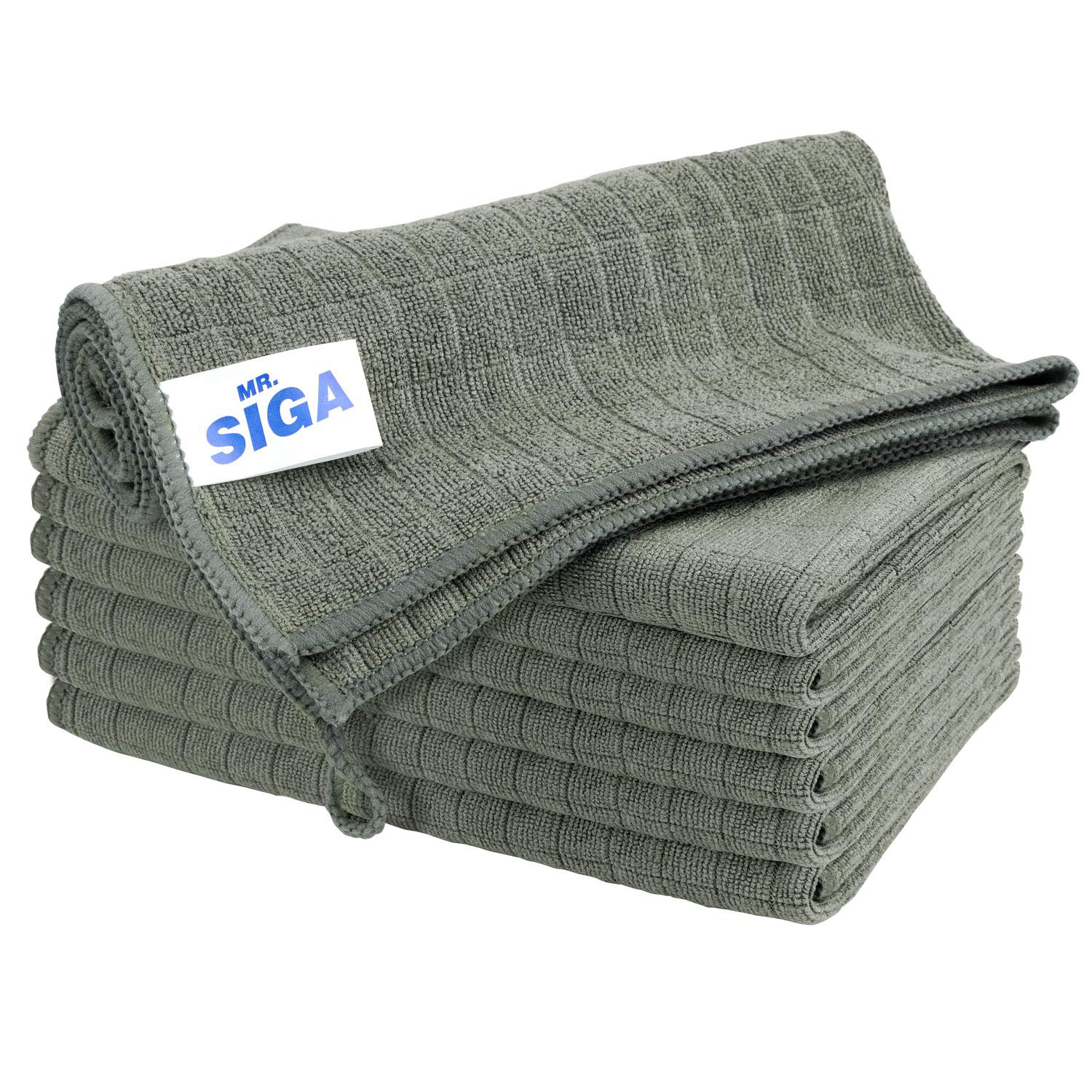 MR.SIGA Microfiber Cleaning Cloth