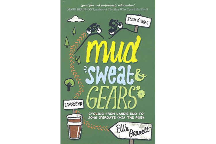 Cover of Mud, Sweat and Gears, by Ellie Bennett
