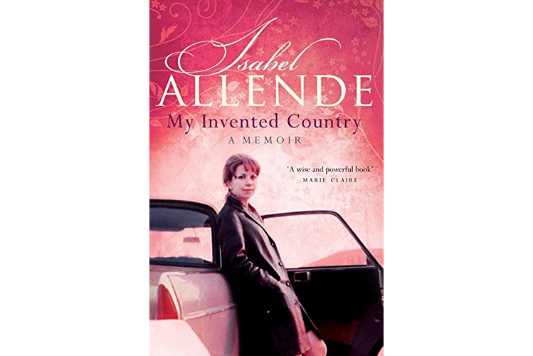 Cover of My Invented Country, by Isabel Allende