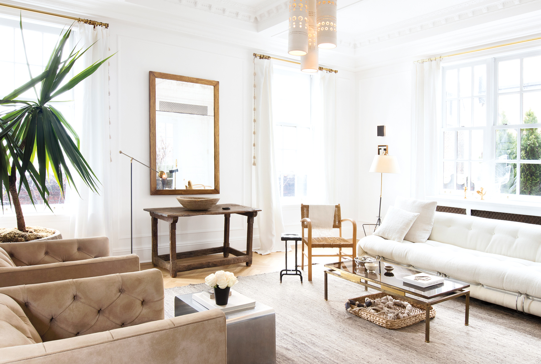 Real Simple Home Living Room Preview