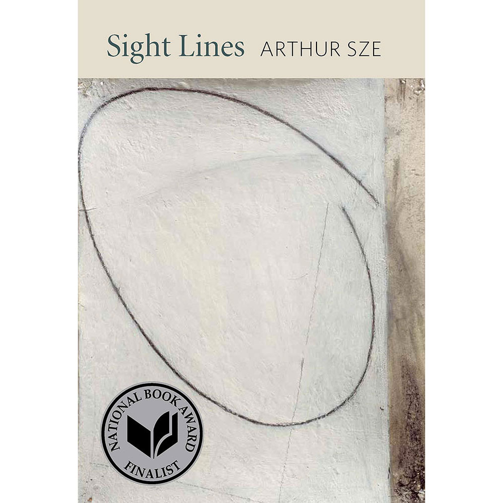 Cover of Poetry: Sight Lines, by Arthur Sze