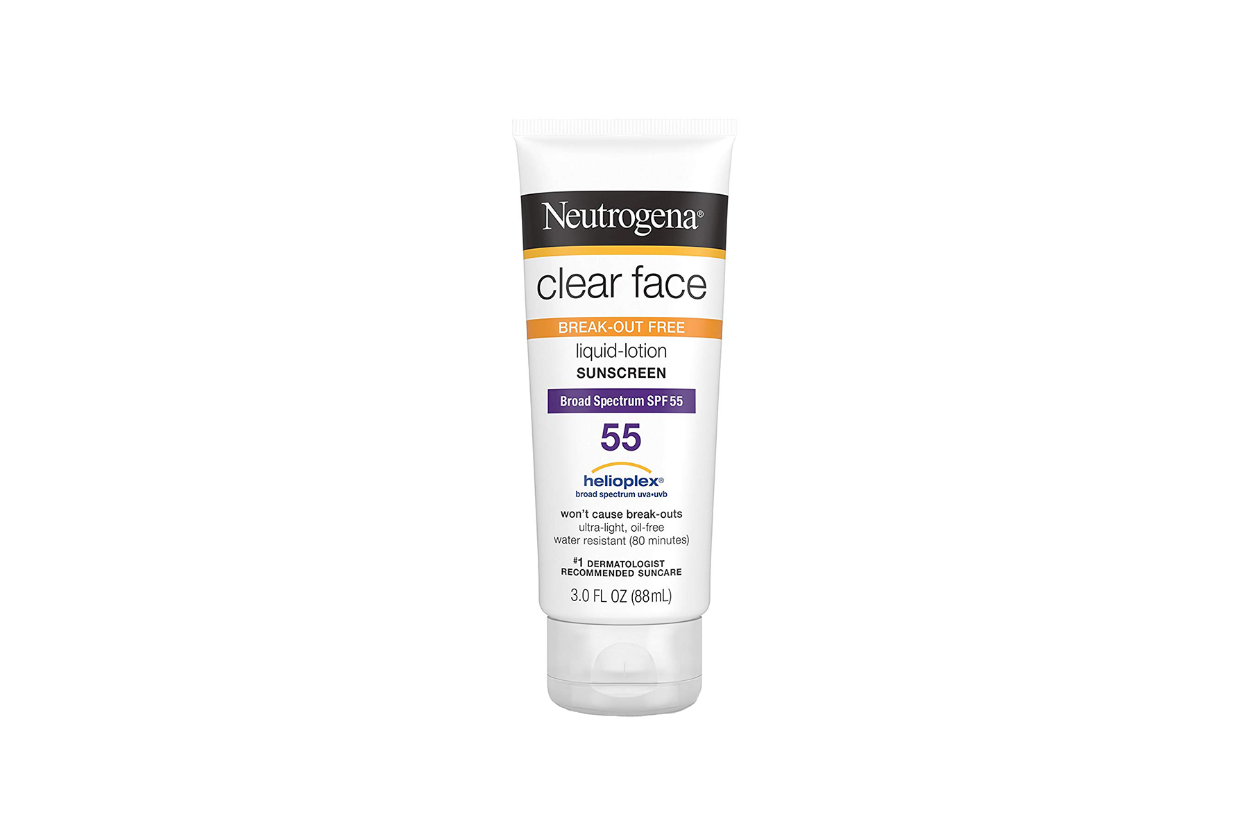 Neutrogena Clear Face Break-Out Free Sunscreen