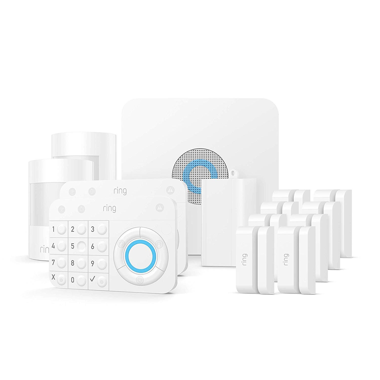 New cool smart home gadgets - Ring Alarm