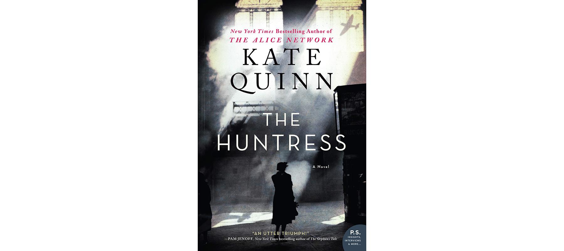 Cover of The Huntress, by Kate Quinn