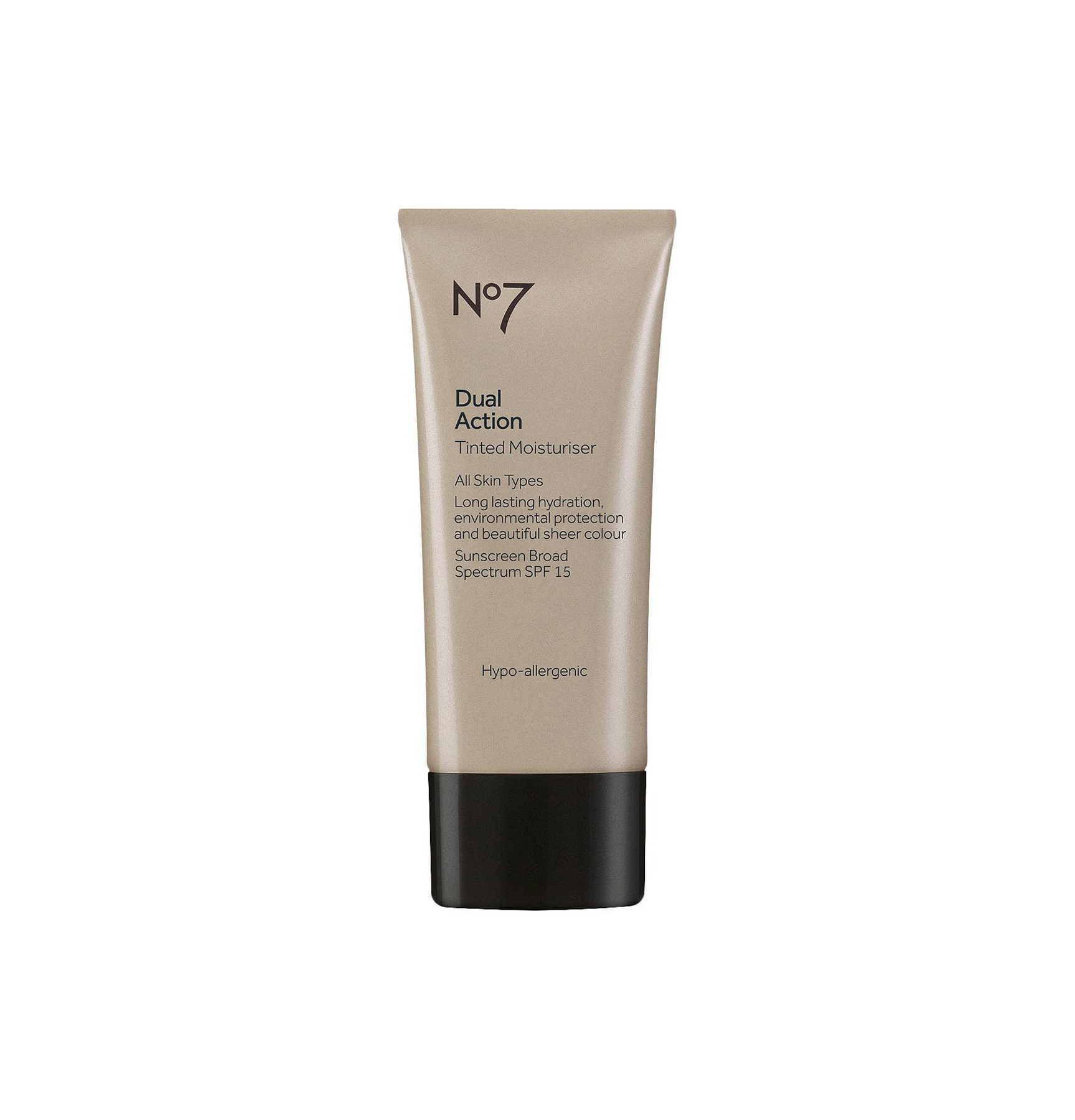 Boots No7 Dual Action Tinted Moisturiser