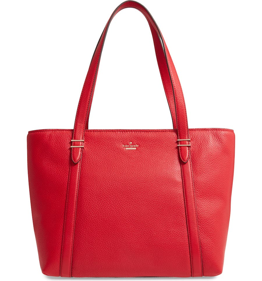 Kate Spade New York Chandra Leather Tote