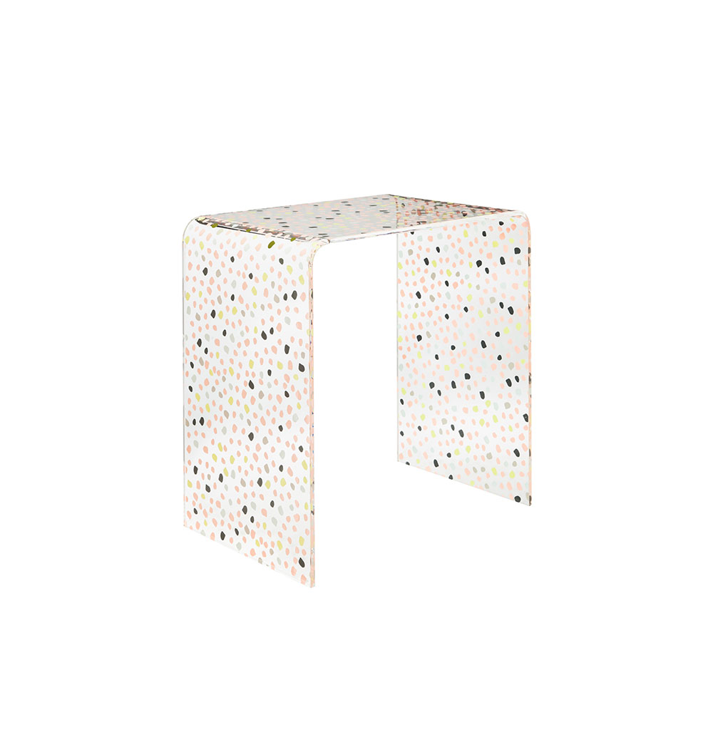 Oh Joy Target Acrylic Side Table