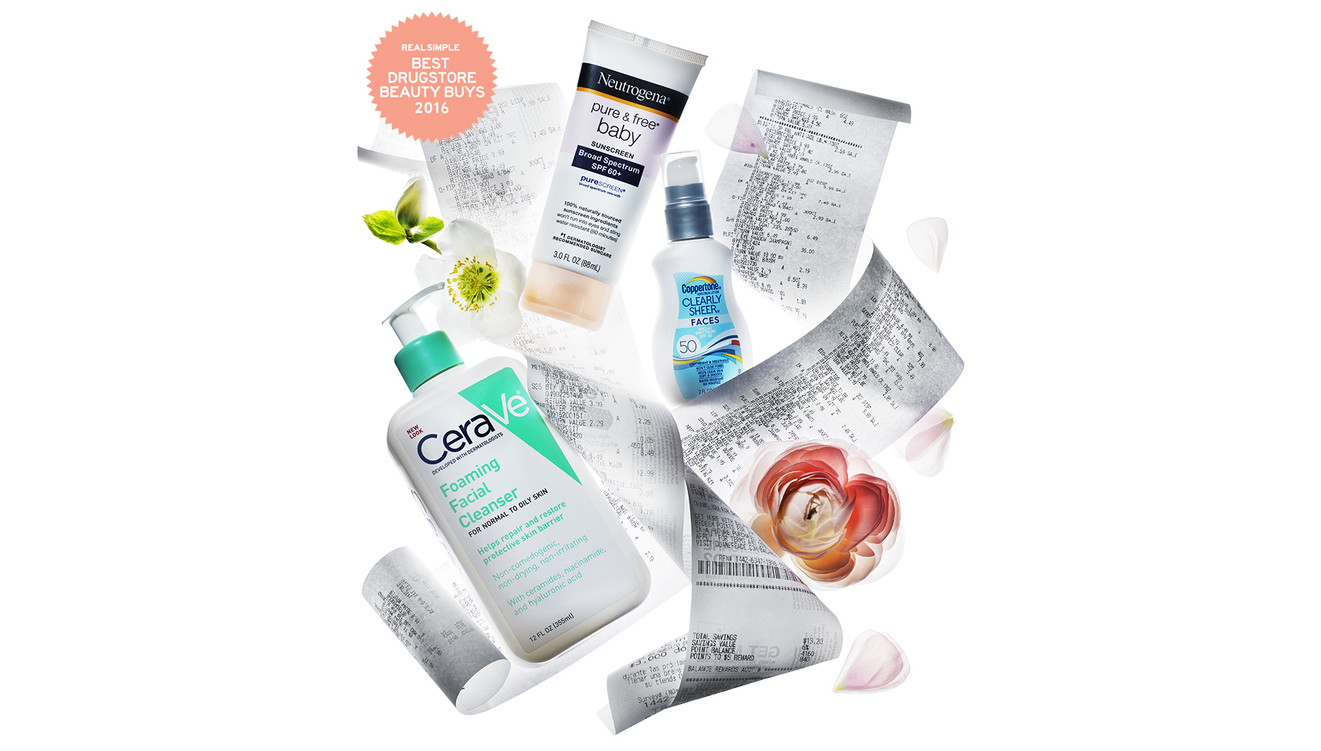 Drugstore products for oily/acne-prone skin