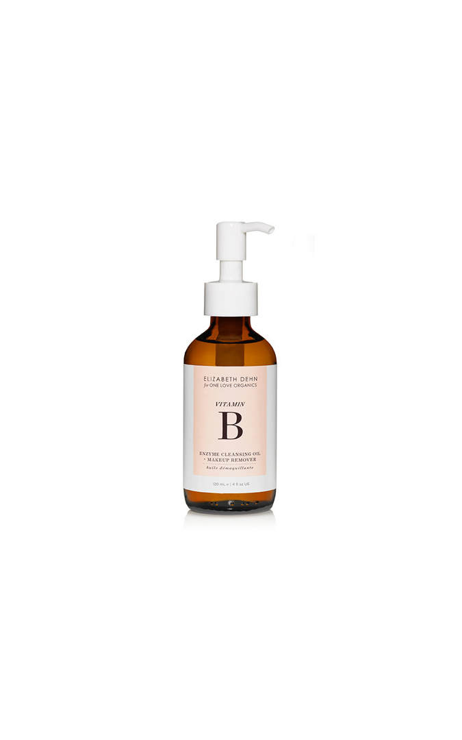 Vitamin B Enzyme Active Moisture Cleansing Oil