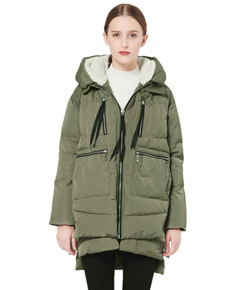 The Puffer Coat That Went Viral: Orolay Women's Thickened Down Jacket