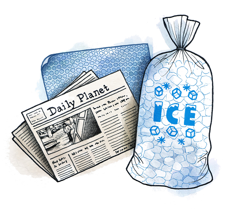 How to Pack a Cooler: Slow Down Ice Melt