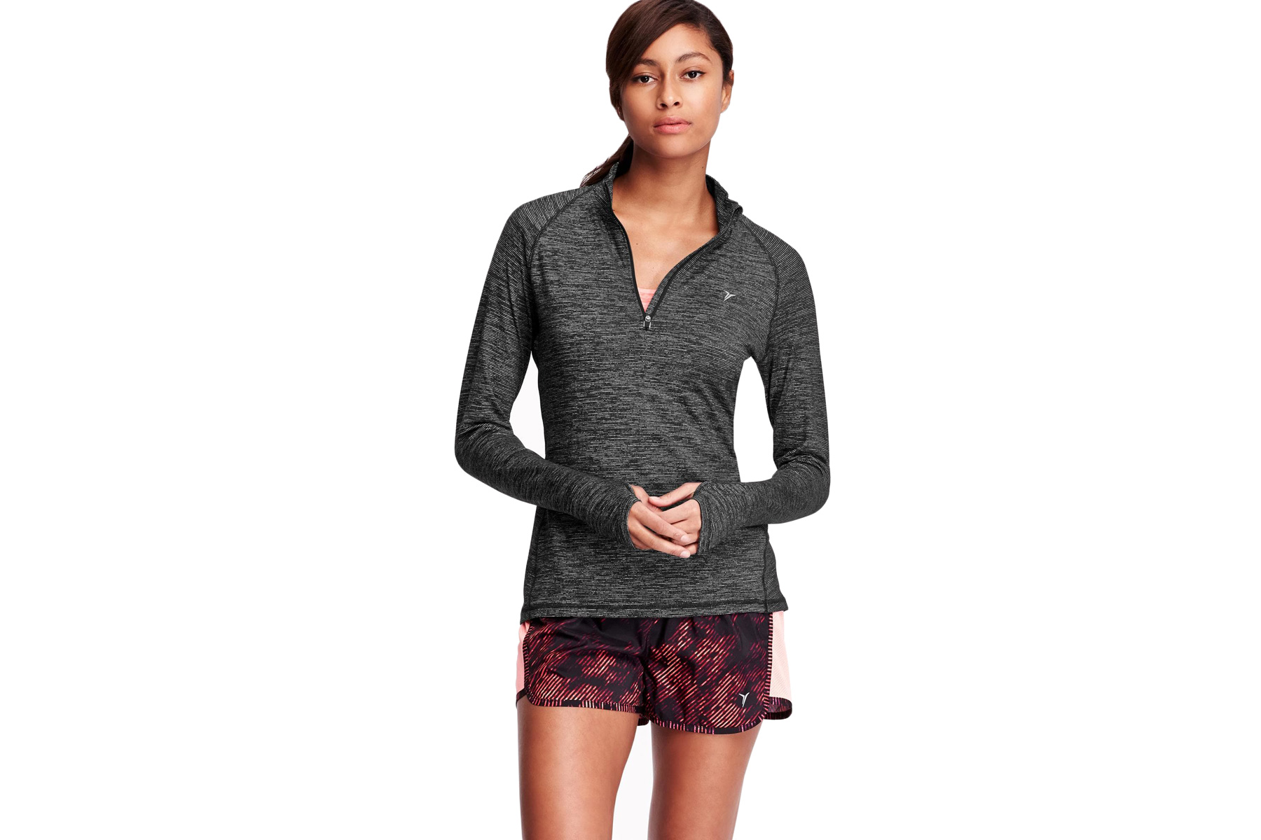 Go-Dry Performance ¼ Zip Pullover for Women