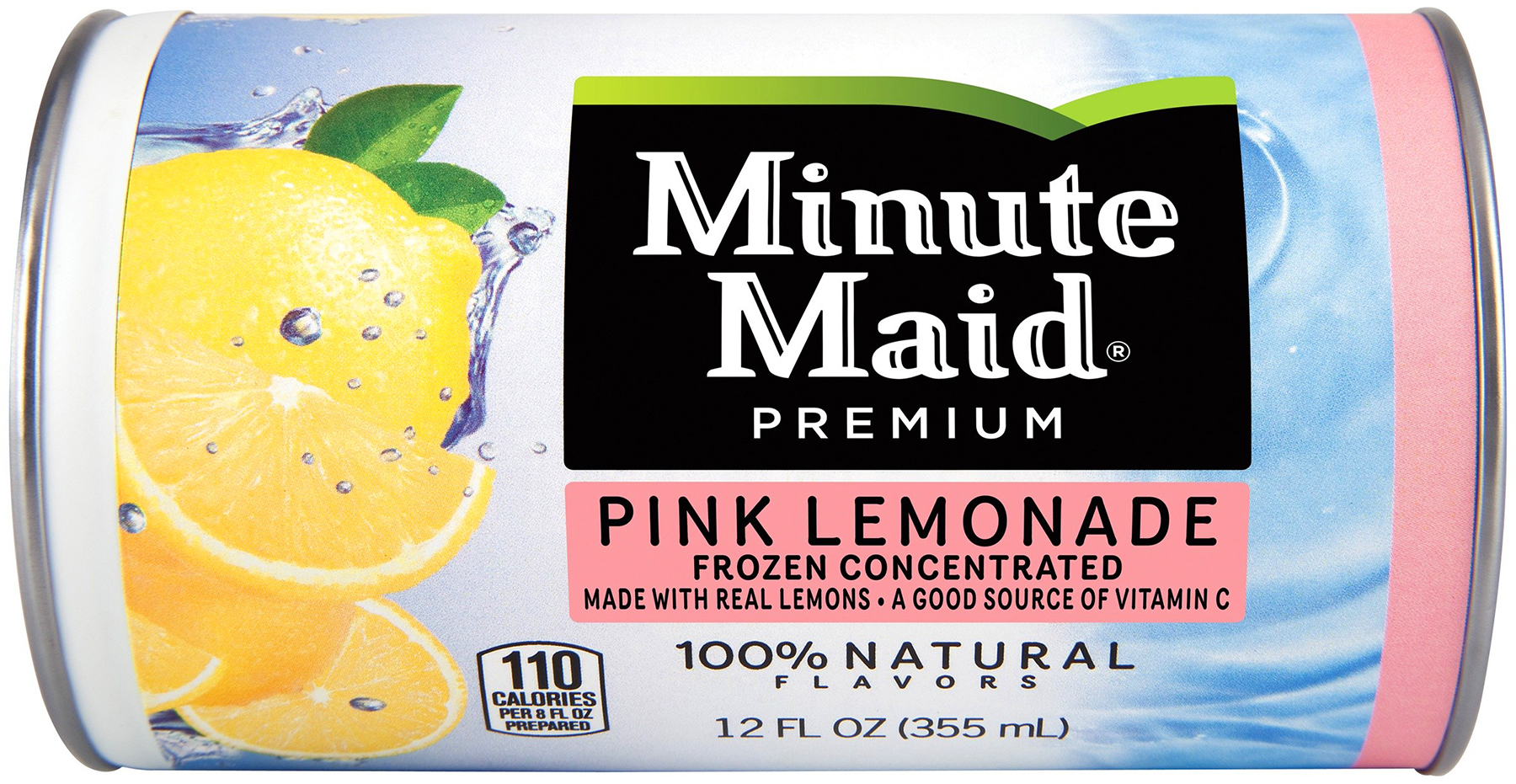 Minute Maid Pink Lemonade Frozen Concentrate Fruit Drink