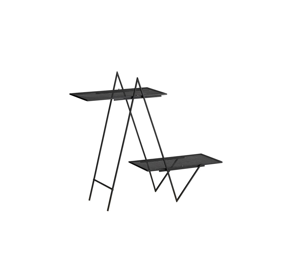 The Artsy Plant Stand: Angled Plant Stand