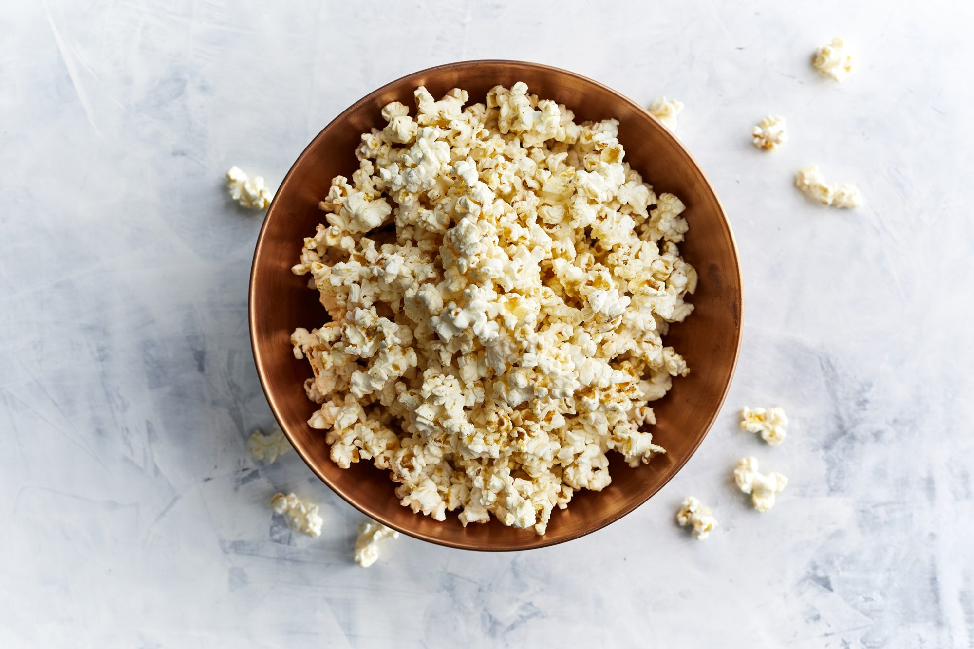 Honey-Dijon Popcorn