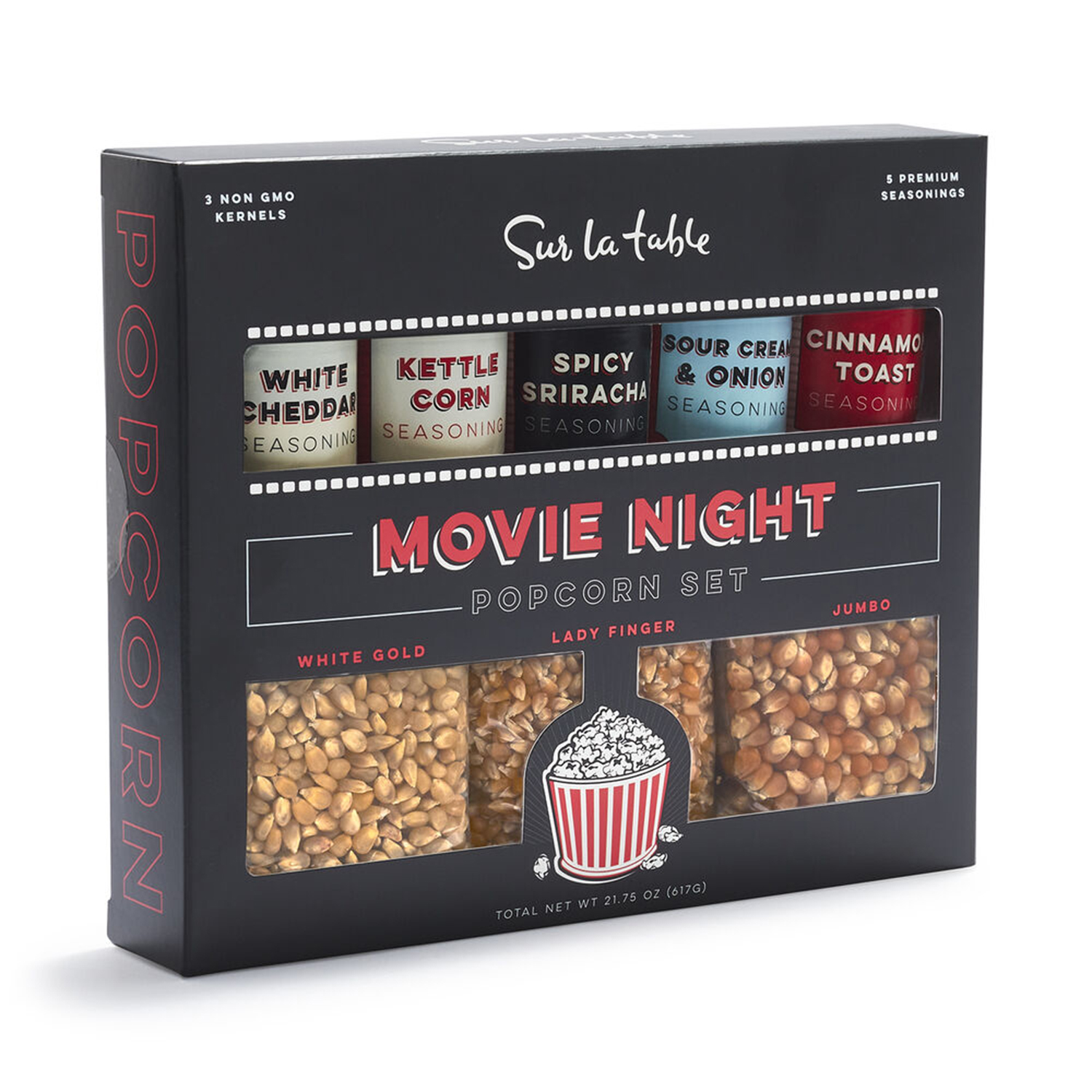 Urban Accents Get Poppin' Snack Attack Set