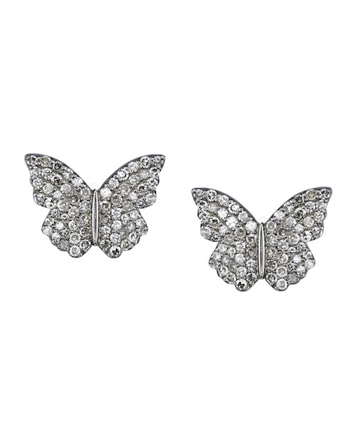 Duchess of Sussex Wears Princess Diana's Butterfly Earrings: Here's a Similar Pair
