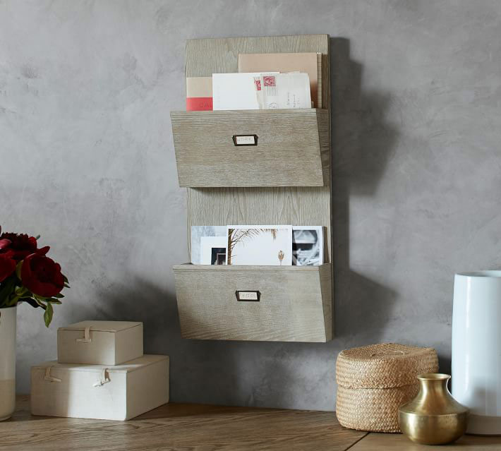 Printers Home Office Letter and File Bin