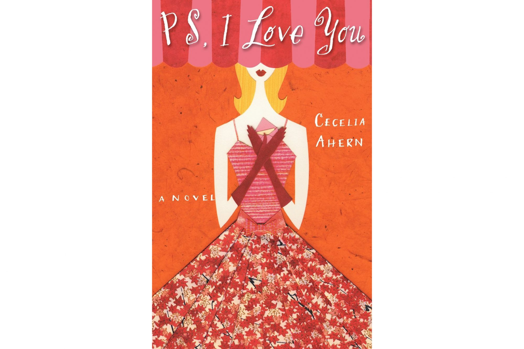 Cover of P.S. I Love You, by Cecelia Ahern