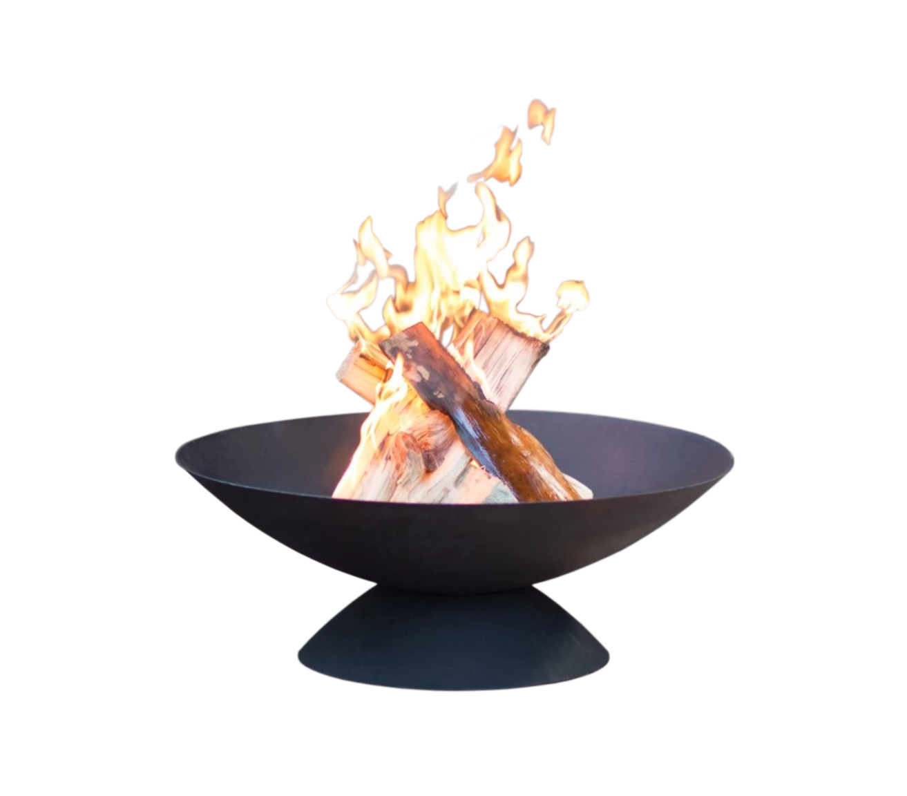 Red Ember Basin Cast Iron Fire Pit