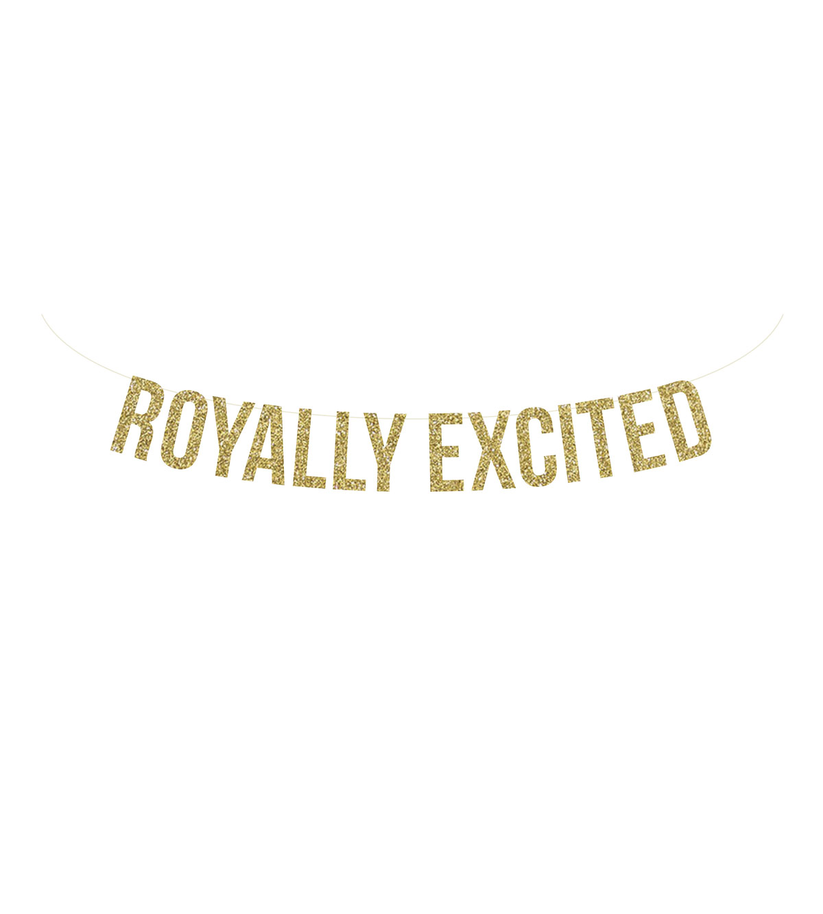 Royally Excited Banner