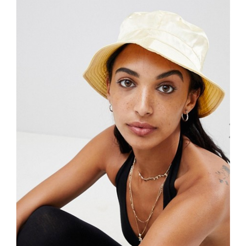 ASOS Satin Bucket Hat