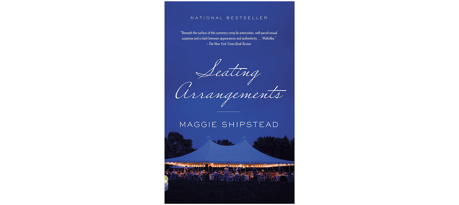 Cover of Seating Arrangements, by Maggie Shipstead