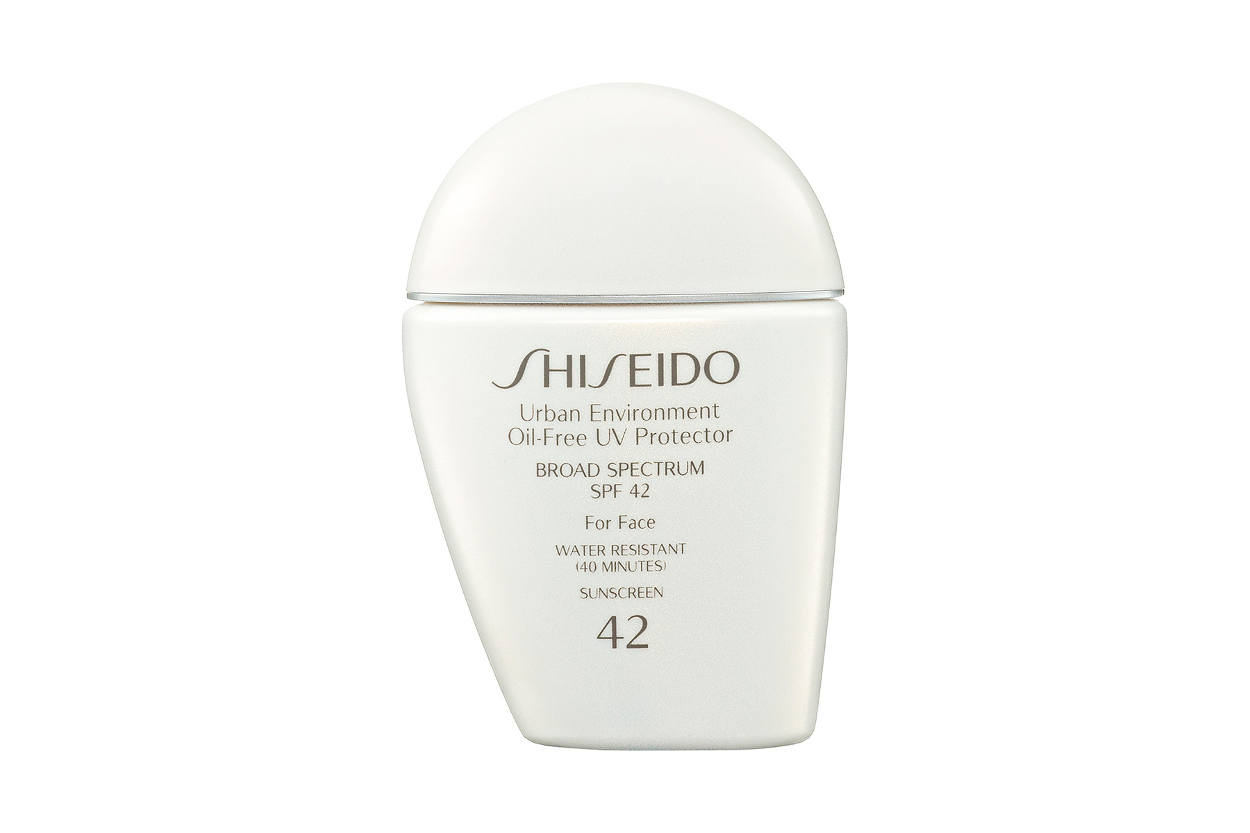 Shiseido Urban Environment Oil-Free Broad Spectrum Face Sunscreen