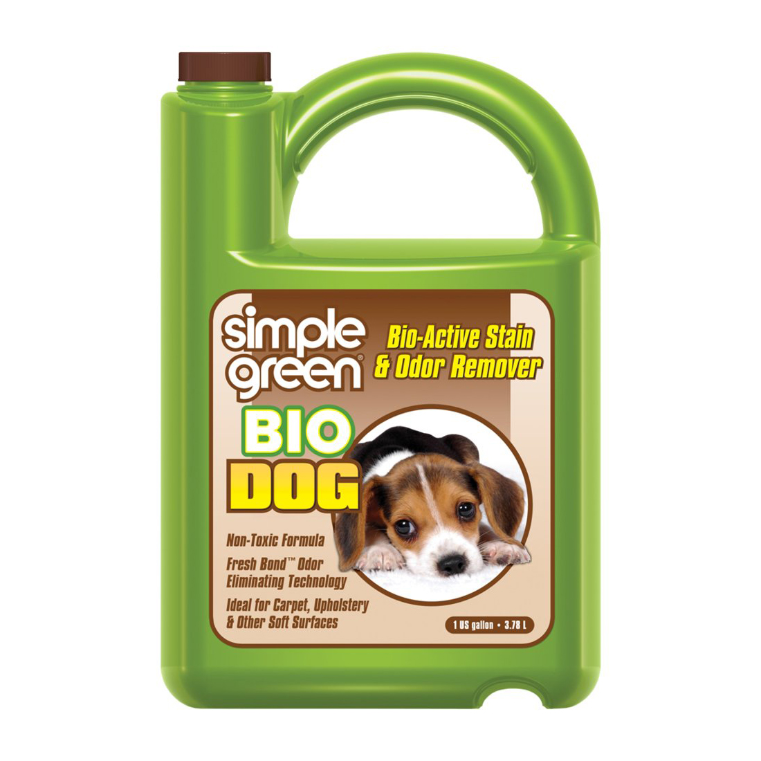 Simple Green Bio Dog Pet Stain and Odor Remover at Walmart