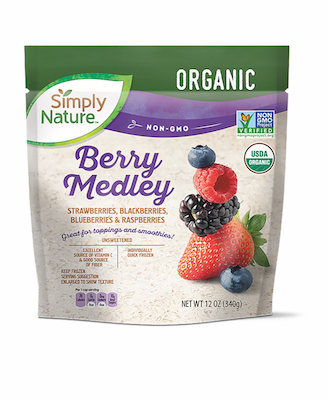 Simply Nature Berry Medley