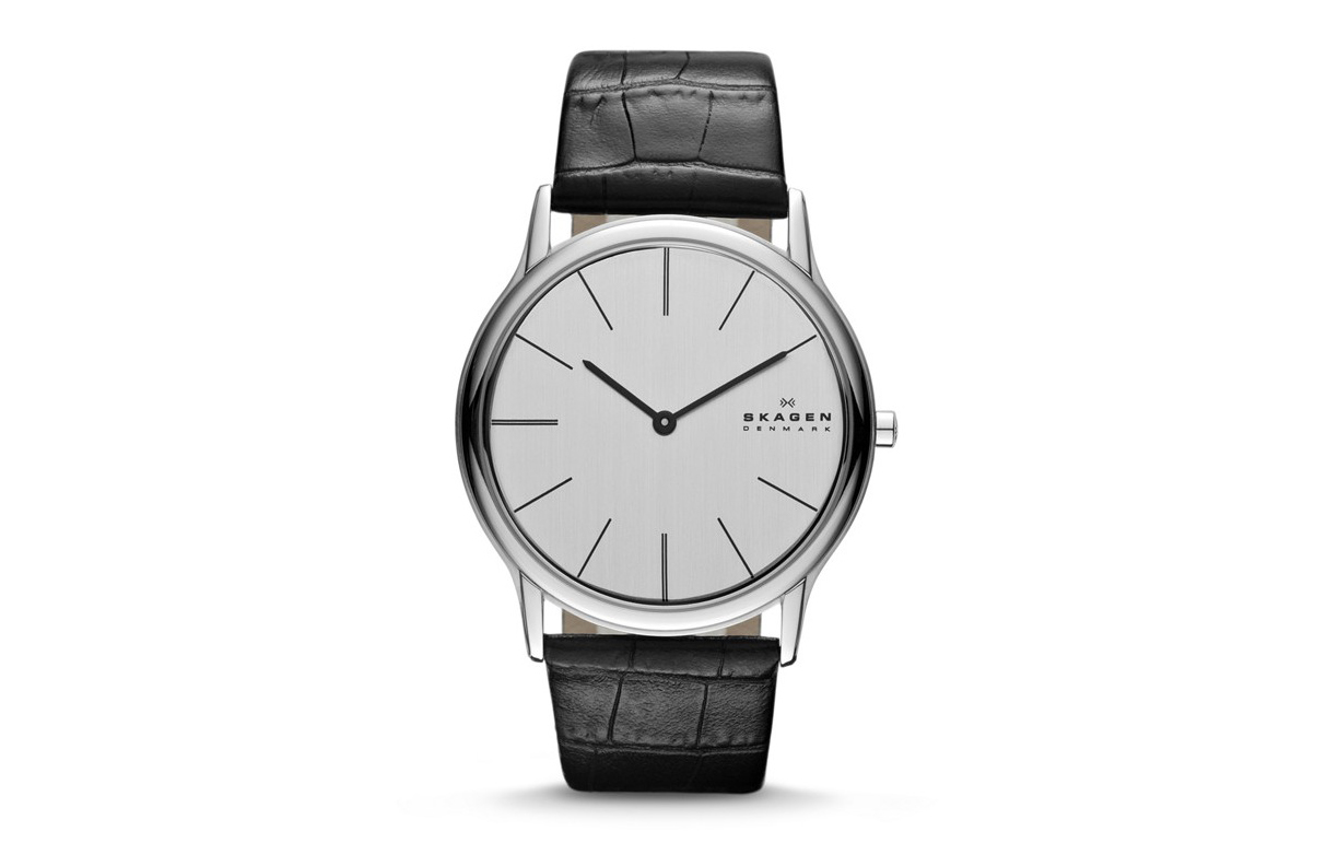 Theodor Leather Watch