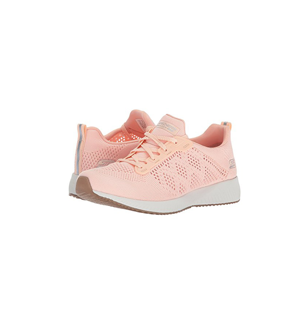 Sketches Bob Squad Pink Sneakers
