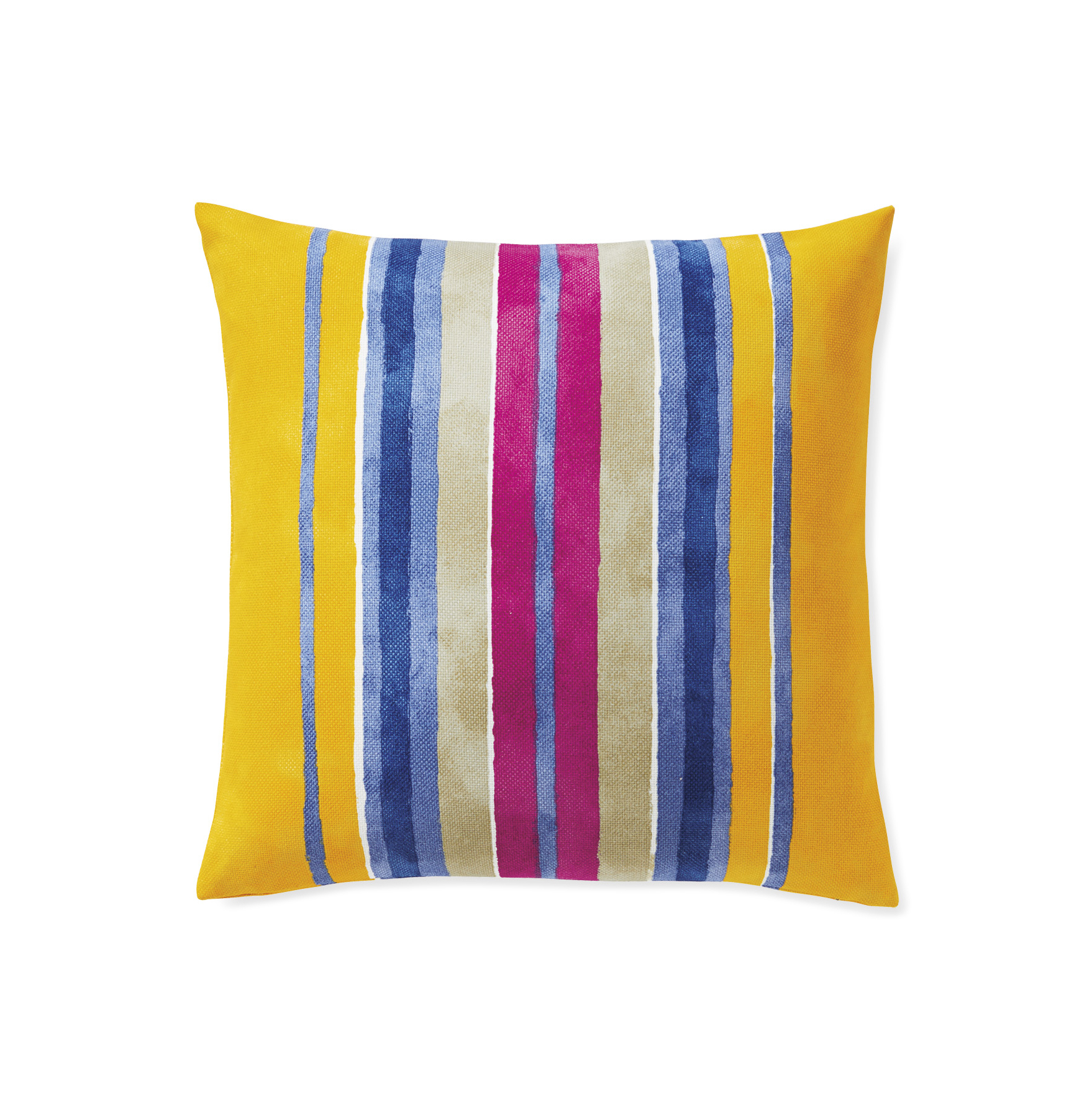 Sonoma Stripe Outdoor Pillow Cover