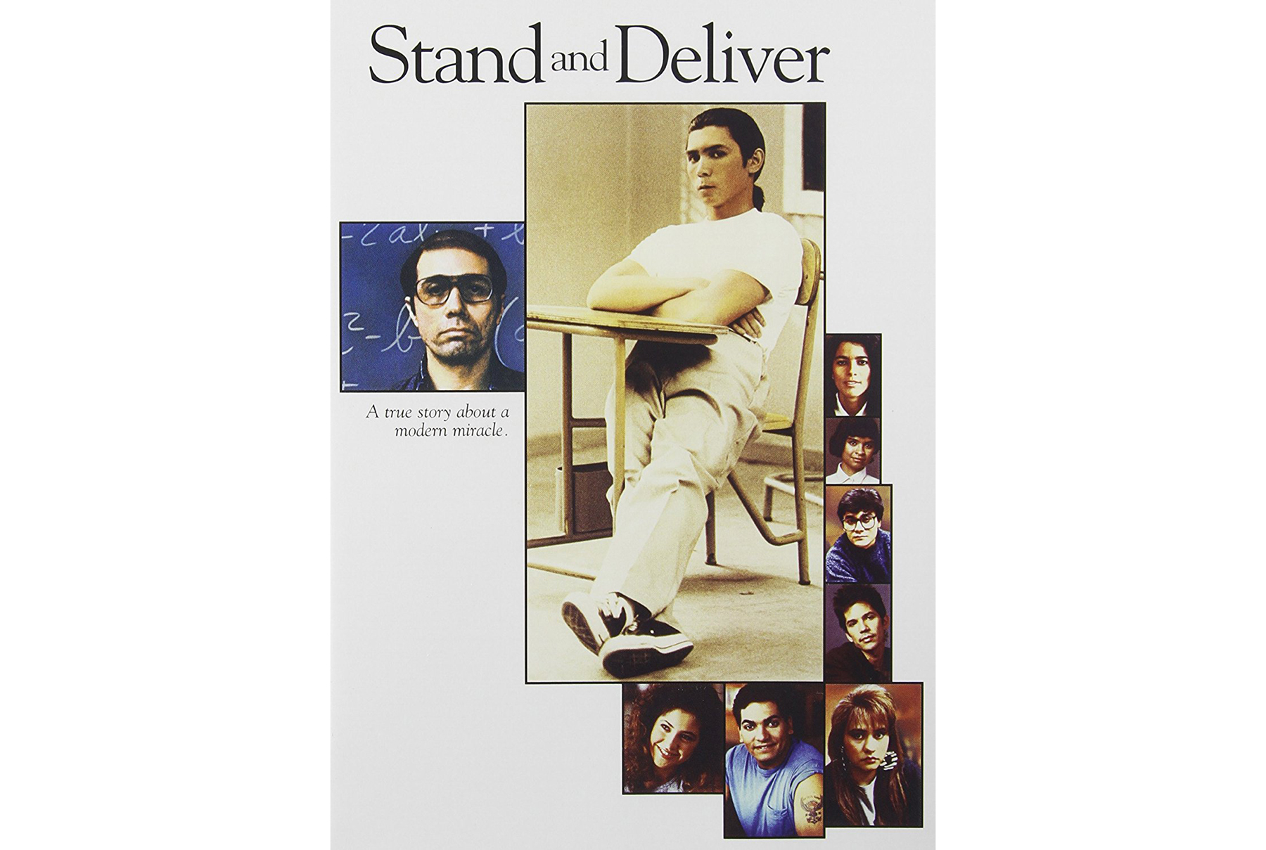 Stand and Deliver (1988)