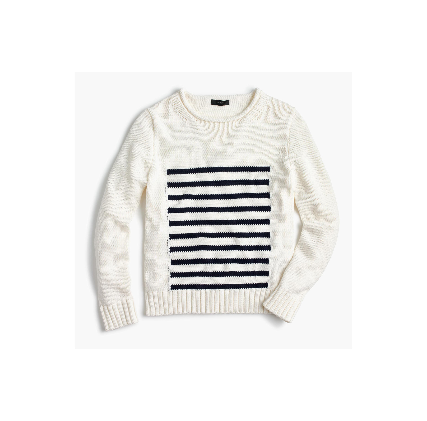 The 1988 Striped Rollneck Sweater