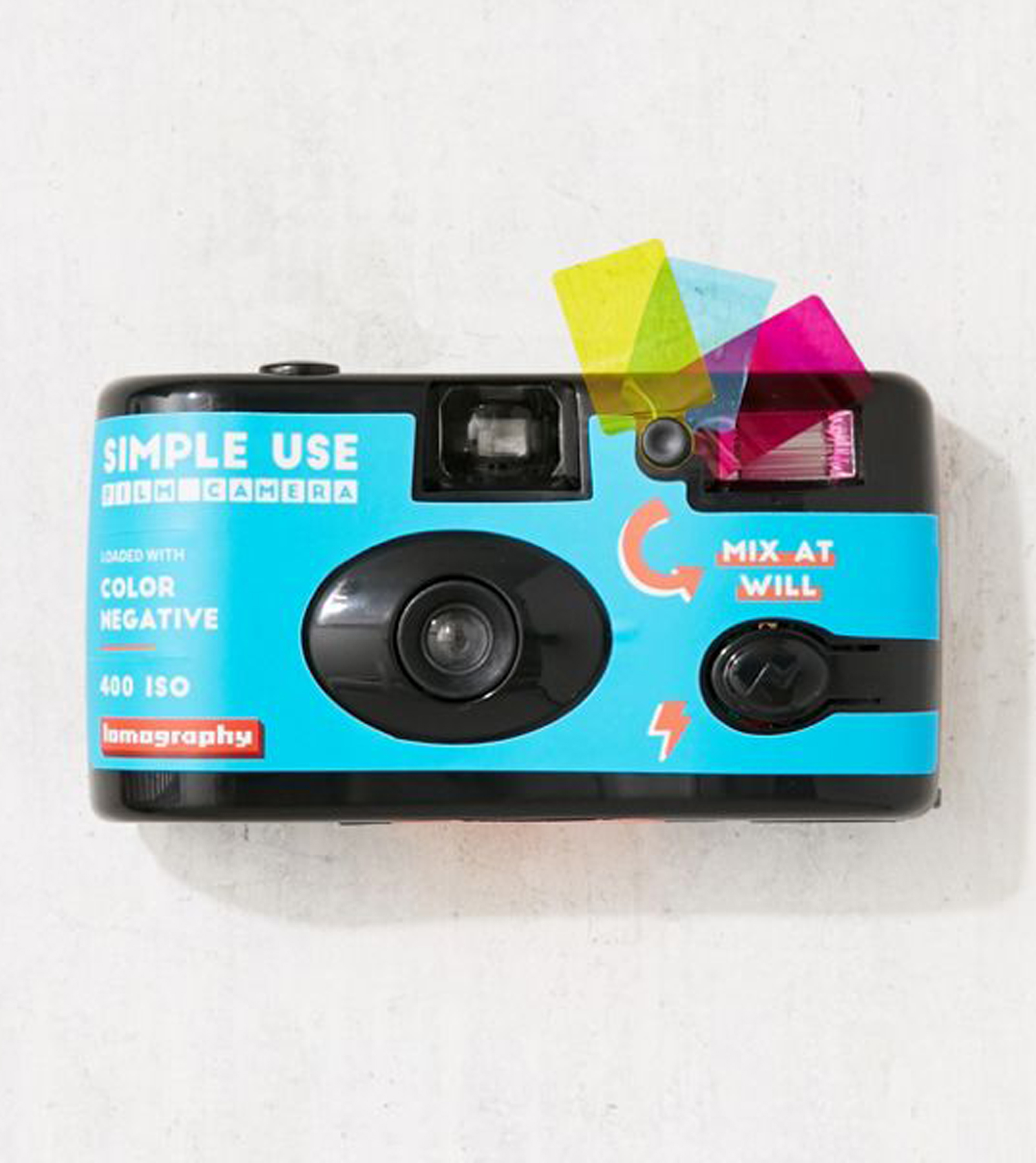 Cheap Stocking Stuffer Ideas: Disposable Camera