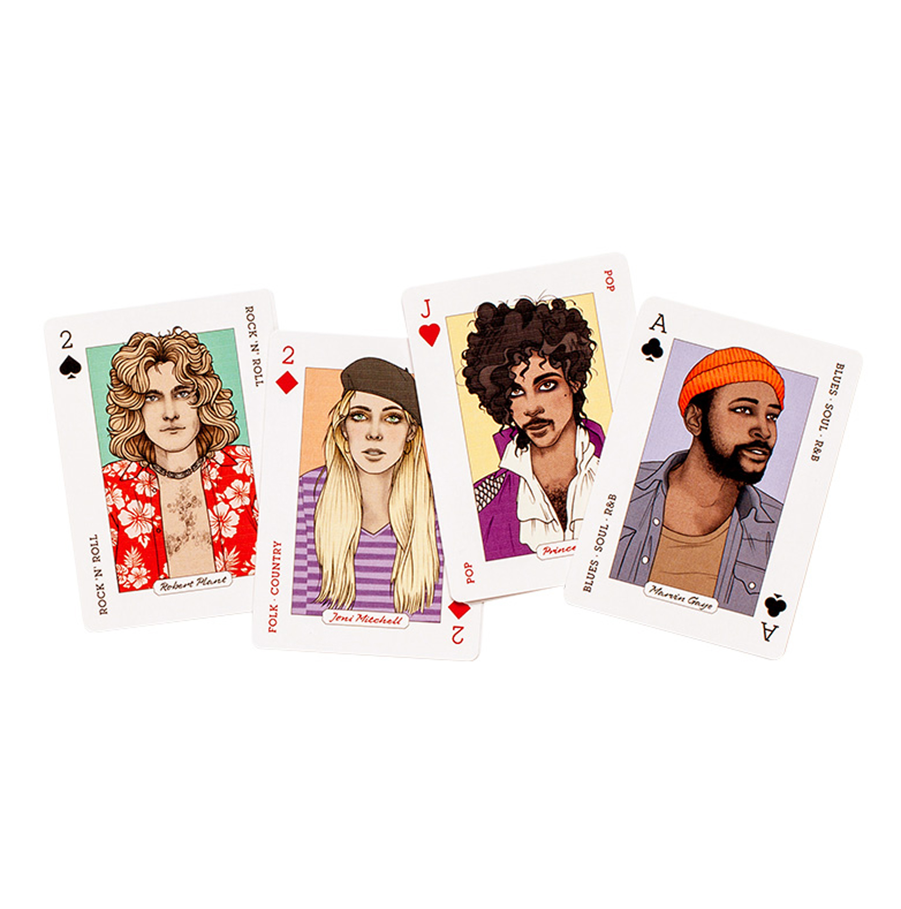 Guy Stocking Stuffer Gifts: Genius Music Playing Cards