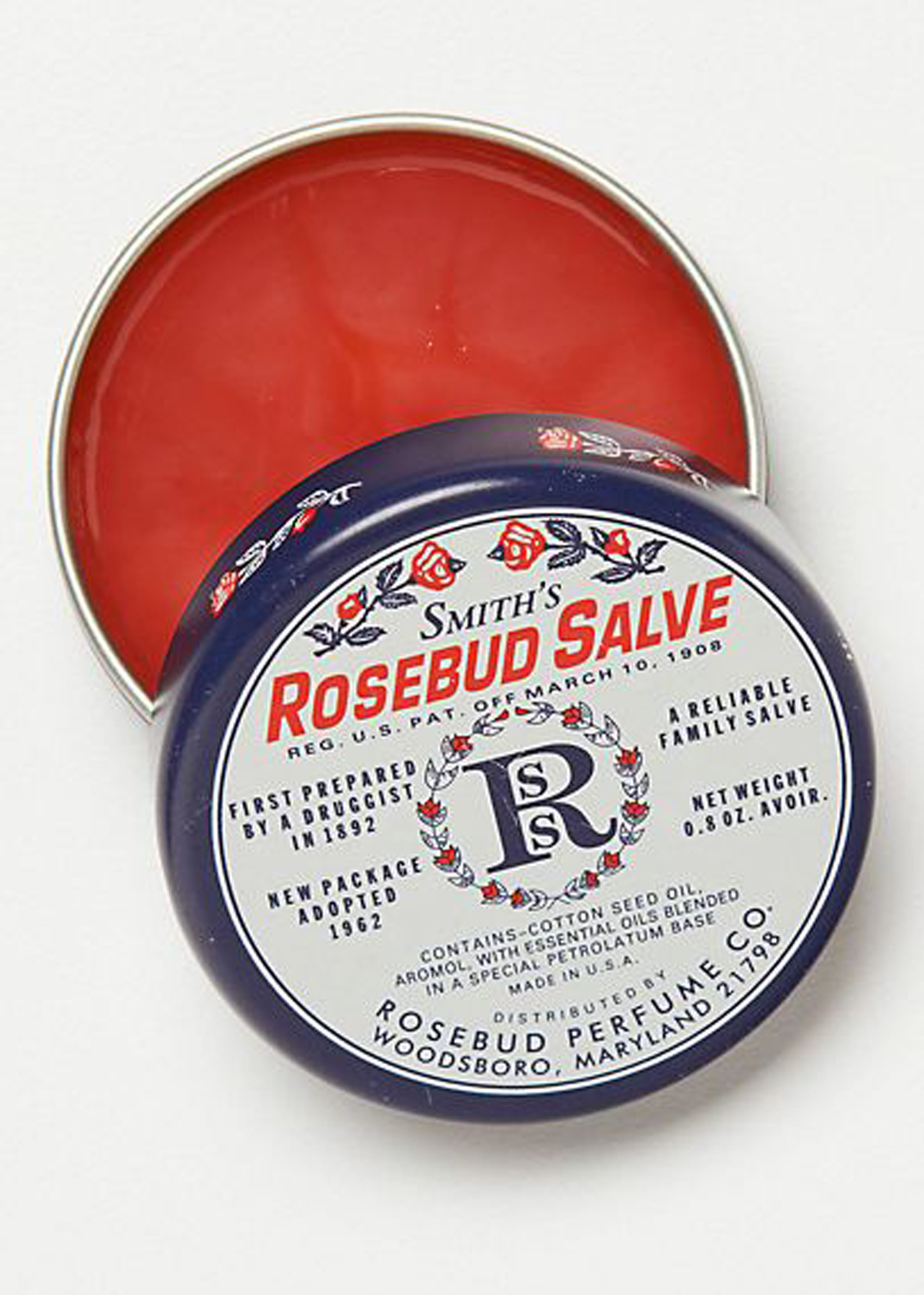 Best Stocking Stuffer Ideas for Men, Women, and Teens: Smith's Rosebud Salve