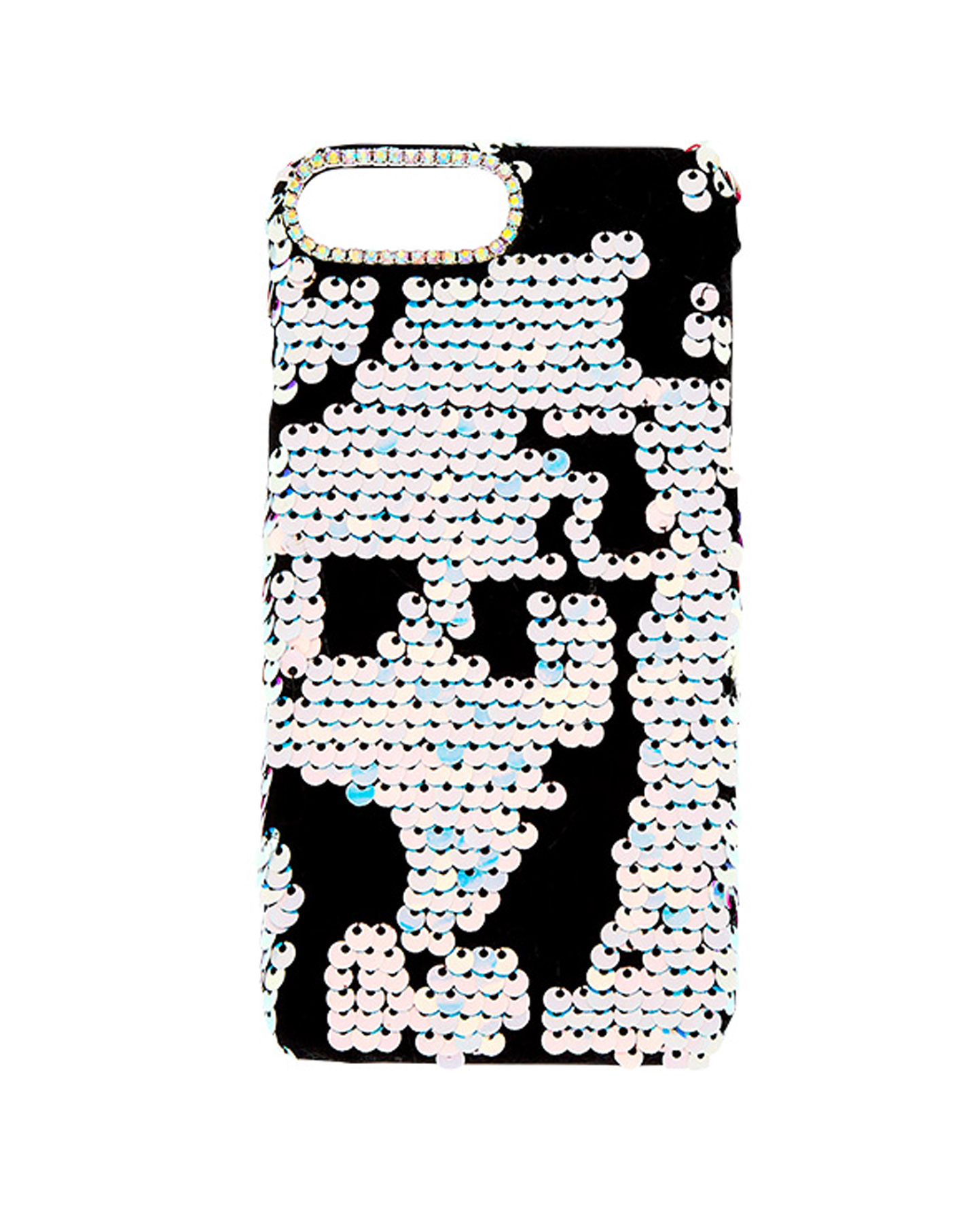 Best Stocking Stuffers: Gifts for Teens, Velvet Reverse Sequin Phone Case