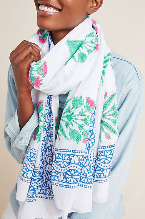 Anthropologie Palladio Scarf