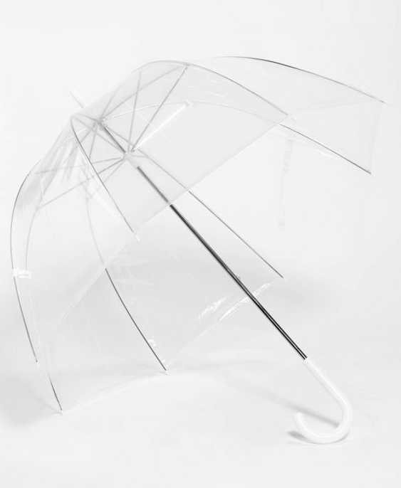 Urban Outfitters Clear Bubble Umbrella
