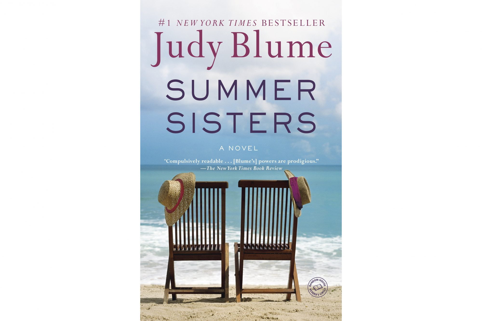 Summer Sisters, by Judy Blume