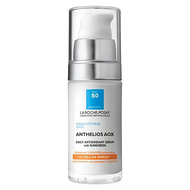 La Roche-Posay Anthelios 50 AOX Daily Antioxidant Face Serum SPF 50