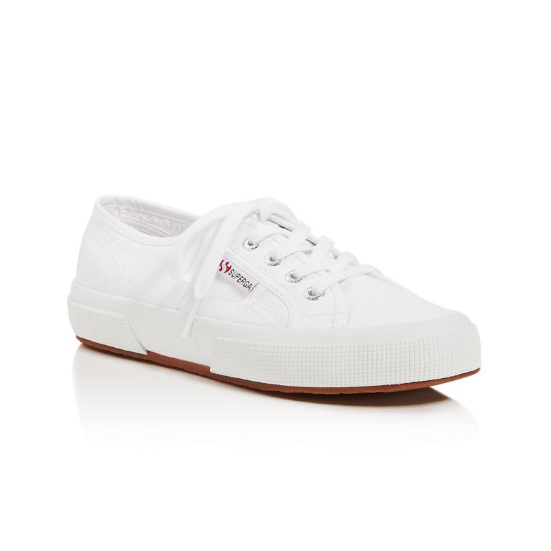 Superga Classic Lace Up Sneakers