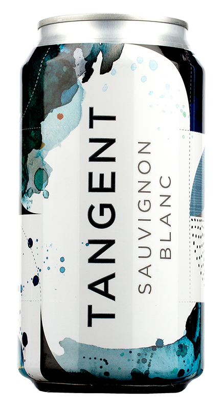 Best Canned Wines: Tangent Sauvignon Blanc in Can