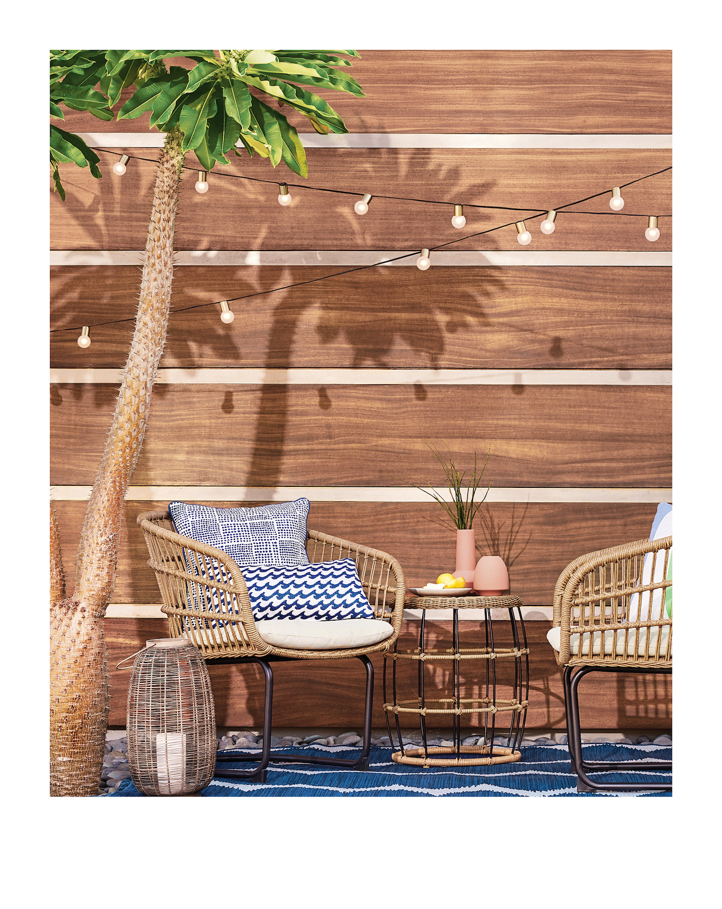 Target rattan outdoor chair