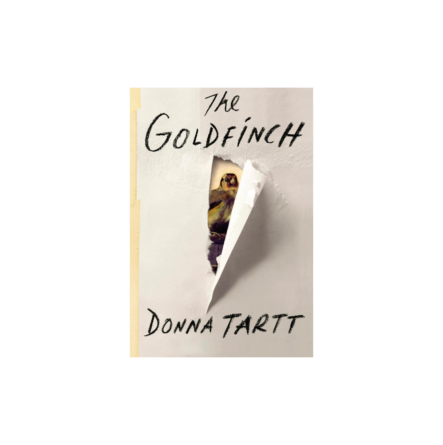 The Goldfinch, by Donna Tartt