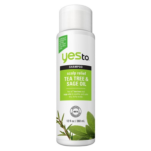 Yes to® Naturals Calming Scalp Relief Shampoo